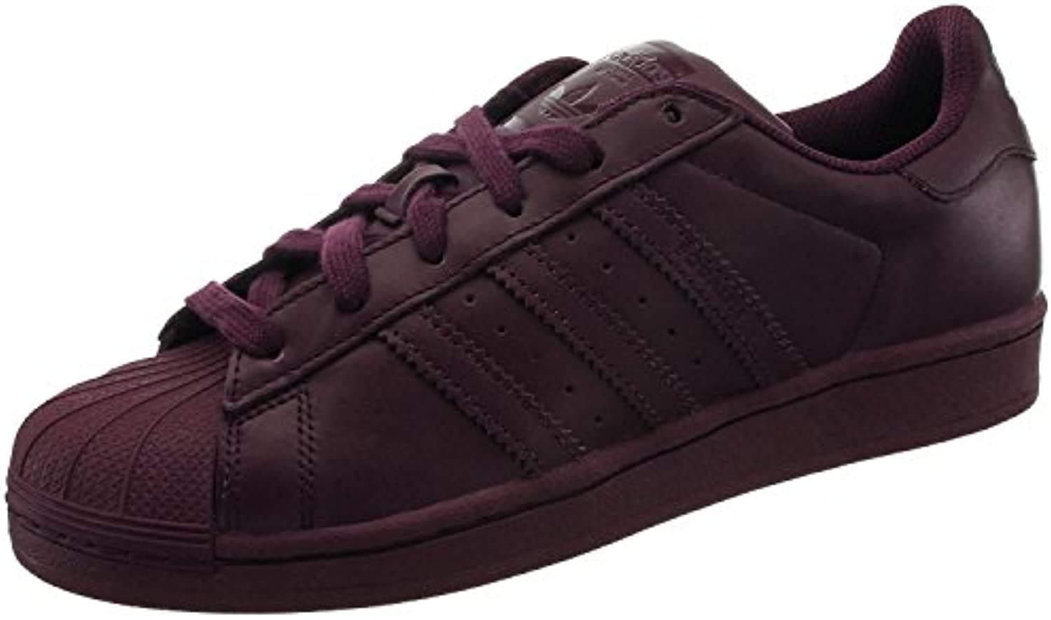 adidas Superstar Supercolor Pack S41838 Herren Sneakers/Freizeitschuhe/Low Top Sneakers Rot