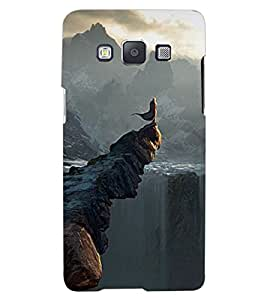 ColourCraft Beautiful View Design Back Case Cover for SAMSUNG GALAXY A8