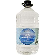 Holoslife Agua de Mar - 3 Recipientes de 5000 ml - Total: 15000 ml