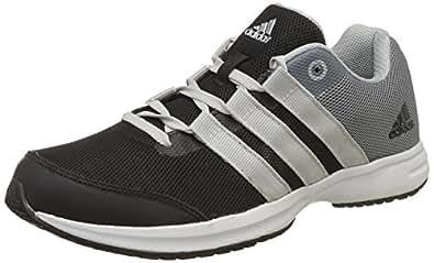 Adidas Men's Ezar 3.0 M Cblack/Silvmt/Visgre Running Shoes - 11 UK/India (46 EU) (BI2761)