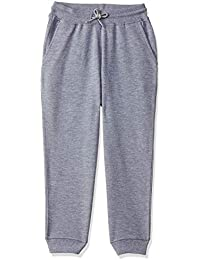 Amazon Brand - Jam & Honey Boy's Relaxed Fit Trousers