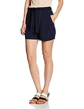 Tommy Jeans Extreme Highwaist Plt Shortchatw Gd, Shorts Donna