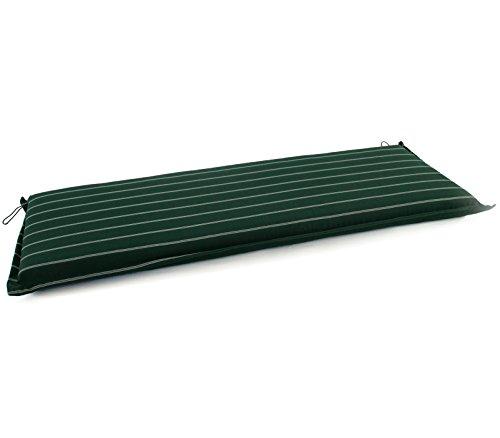 Hambiente 3-Sitzer Bankauflage mit Reißverschluss, Hülle waschbar grün VE74