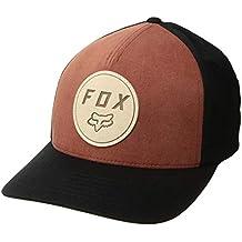 Fox Gorras Resolved Brown Black Flexfit a746bba9349