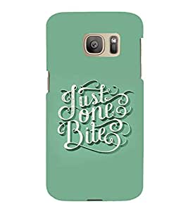 PrintVisa Designer Back Case Cover for Samsung Galaxy S7 :: Samsung Galaxy S7 Duos :: Samsung Galaxy S7 G930F G930 G930Fd (Quote Love Heart Messages Crazy Express Sorry )