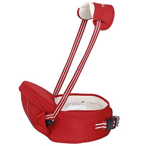 Unbekannt Ergonomische Babytrage, Hüfthocker zum Tragen von Kleinkindern, geringes Gewicht und Arbeitsersparnis,B