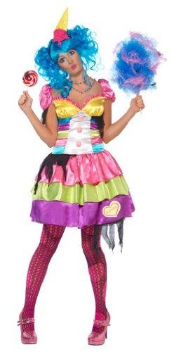 Generique - Erwachsenen-Kostüm Sünde der Naschhaftigkeit für - 7 Sünden Kostüm