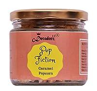 Pop Fiction Gourmet Caramel Popcorn || 70 GMS Jar