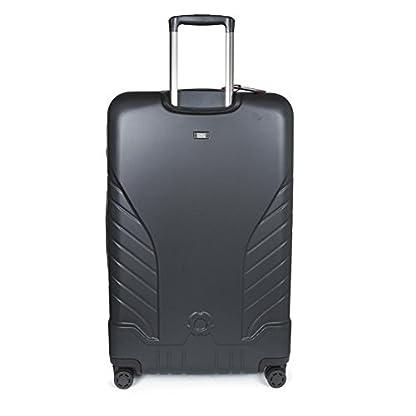 41mmYhfK0IL. SS416  - Hedgren HFO05LWEX / 779-01 Fórmula Uno maleta, 76 cm, 126 litros, Negro / Rojo combinado