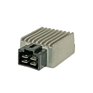 Regler Gleichrichter Ersatzteil für/kompatibel mit E-Ton 50/100 Thunder/Lightning/Viper/Sierra/Tornado