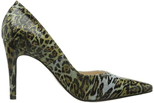 Peter Kaiser - Scarpe col tacco, Donna Multicolore (Mehrfarbig (MULTI MOMBA 145))
