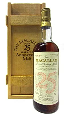 Macallan - Anniversary Malt - 1958 25 year old