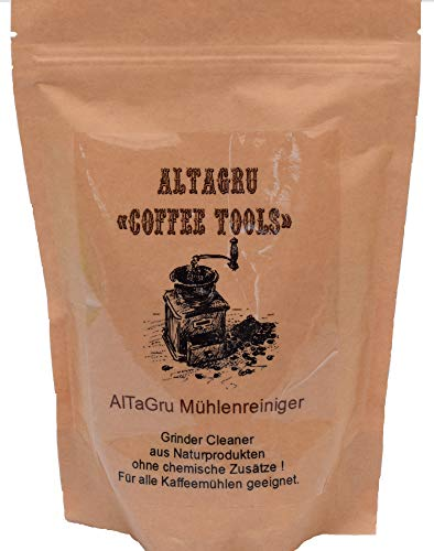 Mühlenreiniger 500g Pack von AlTaGru Coffee Tools by Deko Store grinder cleaner -