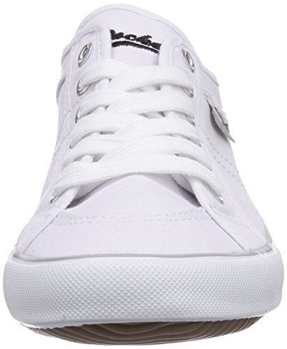 Dockers by Gerli 30PO217-710660 Damen Sneakers Weiß (Weiss 500)