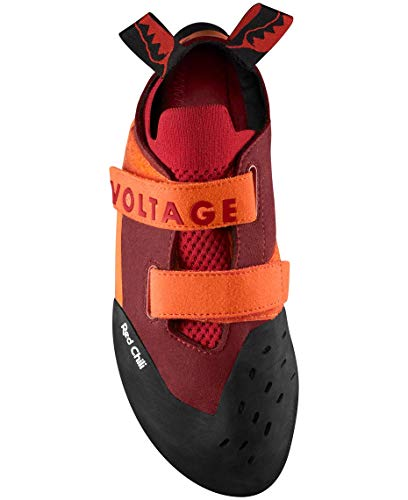 Red Chili Unisex - Erwachsene Voltage 2 Kletterschuhe, Red (200), 42