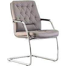 Amazon.fr : chaise capitonnee cuir noir