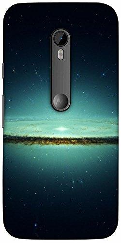 Snoogg The Big Burst Designer Protective Back Case Cover For Motorola G 3Rd G...