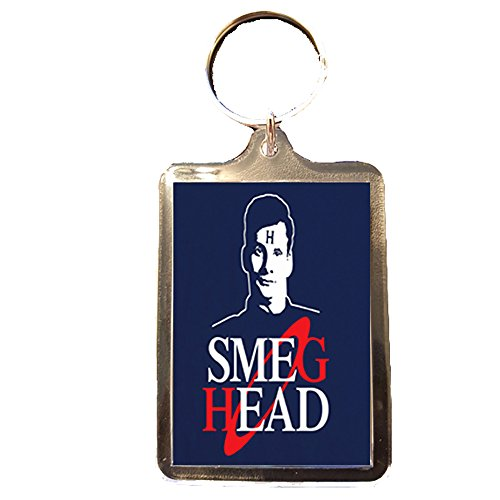 Price comparison product image Red Dwarf - Keyring (Rimmer Smeg Head)