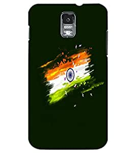 SAMSUNG GALAXY S5 INDIA Back Cover by PRINTSWAG