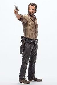 """10"""" Rick Grimes Actionfigur (The Walking Dead)"""