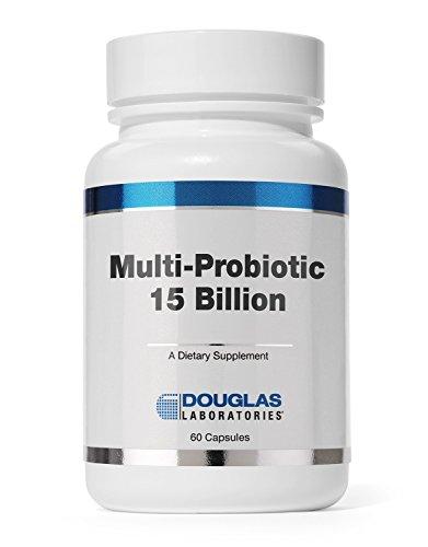 Douglas Laboratories, Multi-Probiotic 15 Milliarden, 60 Kapseln -