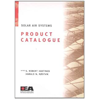 Solar Air Systems: Product Catalogue