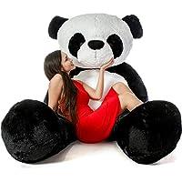 Global Toys Teddy Bear for Girls, Panda Teddy Bears, tady Bears Toys Big Size Latest 3 feet Black and White New Edition