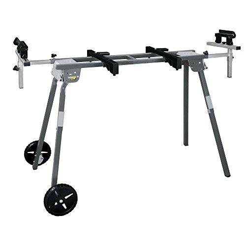 Preisvergleich Produktbild Woodster Universal-Sägetisch, Kappsägenständer, fahrbares Untergestell max. 100 kg