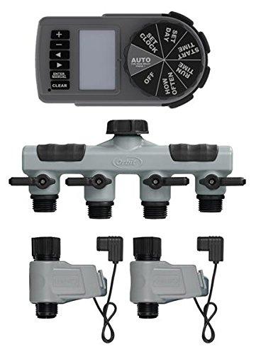 Orbit 94143-Bypass Kit Programmierer mit 2Ventilen und 4Ausgängen - Bypass Kit