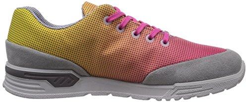 Ricosta Blake Mädchen Sneakers Pink (candy/hellgrau 330) ENRKc4E