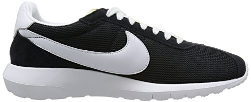 Nike Roshe LD-1000 QS, Chaussures de Running Entrainement Homme, Gris, Talla Nero / Bianco (nero / bianco-bianco)
