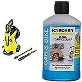 Kärcher Hochdruckreiniger K 4 Premium Full Control, 1 Stück, 1.324-100.0 + Kärcher Ultra Foam Cleaner (1 l)