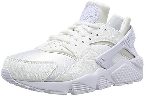 Nike Wmns Air Huarache Run, Women's Trainers, White (White /