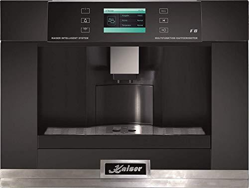 Einbau Kaffeemaschine/TFT-Display/Full Touch Control Steuerung/Intelligent system/ 8 Programme Espresso, Kaffee, Cappuccino, Latte, Dampf usw/Einbau Kafeevollautomat/Einbau-Kaffee-Vollautomat