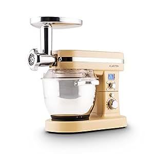 klarstein kitchenette accessoire pour robot de cuisine h choir en acier cuisine. Black Bedroom Furniture Sets. Home Design Ideas