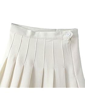 hippolo wschool pliegue presión uniforme plisado falda faldas de tenis de Slim de grosor plisado Mini Vestido...