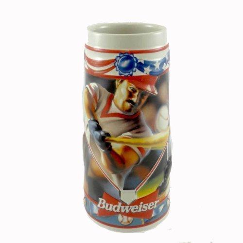 anheuser-busch-play-ball-baseball-stein-cs295-sports-action-baseball-glove-new-by-anheuser-busch