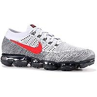 separation shoes f6434 25078 BestVIPJ Air Vapormax Flyknit Pure Platinum University Red 849558 020  Chaussures de Running Homme