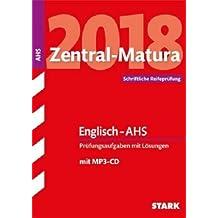 Zentral-Matura - Englisch - AHS