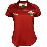 Olorun VI Nations Ladies Exofit Wales Sublimated Rugby Shirt 8-18