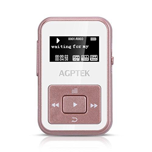 Avis sur le lecteur mp3 AGPtek A12GU