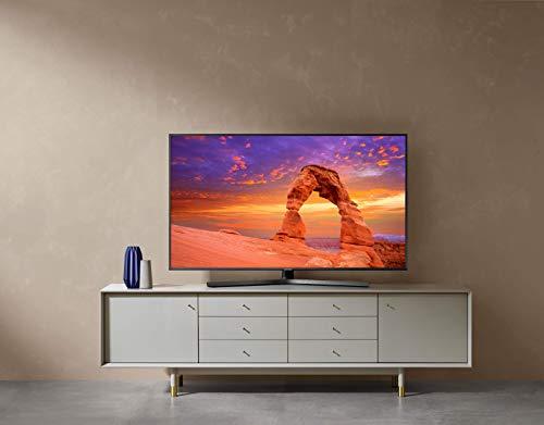"""41mmwr2vxEL - Samsung 4K UHD 2019 55RU7405 - Smart TV de 55"""" con Resolución 4K UHD, Ultra Dimming, HDR (HDR10+), Procesador 4K, One Remote Control, Apple TV y compatible con Alexa"""