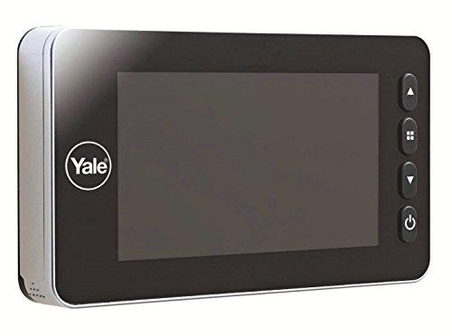 Yale 45-5800-1443-00-02-01Elektronischer Türspion 800Auto Imaging, Gold