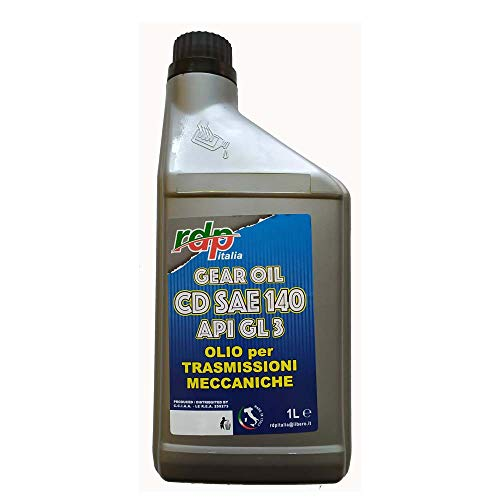 Rdp 140 Olio Cambio Lt.1 Cd Sae Api Gl 3 202001