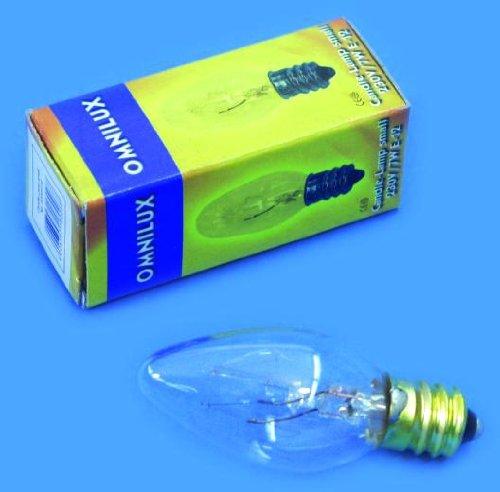 OMNILUX 230V/9W E-12 Kerzenlampe klein -
