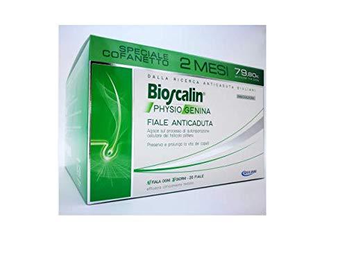 bioscalin physiogenina 20 ampoules