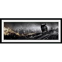 GB Eye Ltd, Batman The Dark Knight Rises, Action, Fotografia Enmarcada, 76 x 30 cm