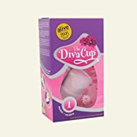 Diva Cup Menstrual cup, Model 1by Diva Cup–Menstrual cup