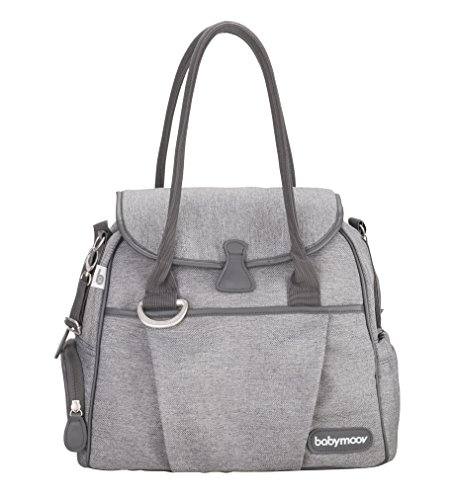 Babymoov Style Bag Sac à Langer Smokey