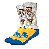 Stance NBA Golden State Warriors Curry Big Head Socken Herren Mehrfarbig 43-46 EU